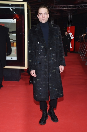 BERLIN, GERMANY - FEBRUARY 14: Actor Robert Pattinson attends the 'The Lost City of Z' premiere during the 67th Berlinale International Film Festival Berlin at Zoo Palast on February 14, 2017 in Berlin, Germany. (Photo by Pascal Le Segretain/Getty Images)