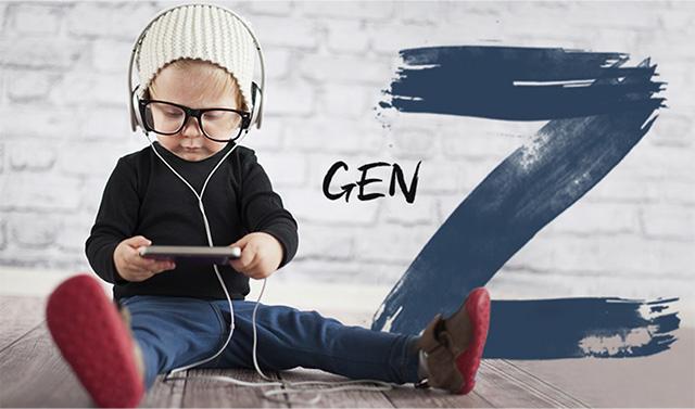 Поколение Z