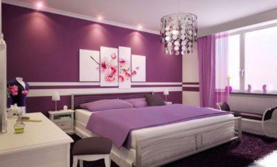 подбор цвета в интерьере комнаты или квартиры