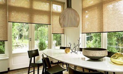 Рулонні штори в квартирах і офісах
