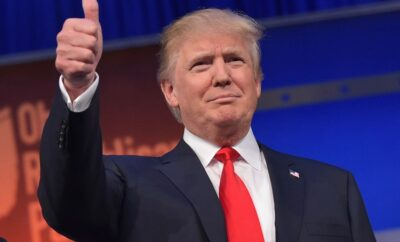 Дональд Трамп здав тест на коронавірус