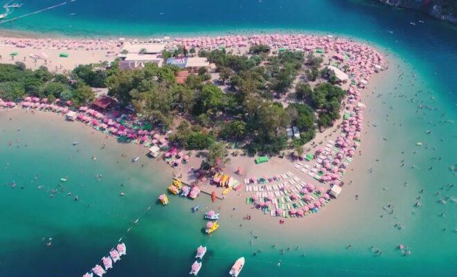 Курорт Даламан в Турции